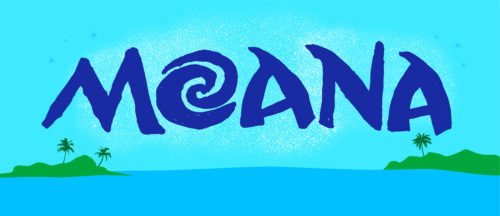 Moana Show Package Projected Backdrop for Moana