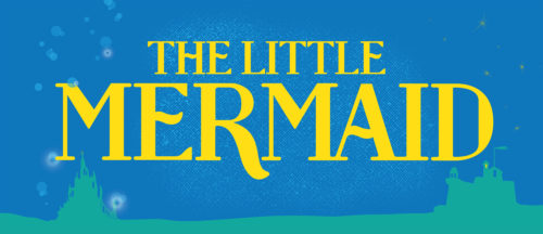 Little Mermaid Show Package Projected Backdrop for Little Mermaid