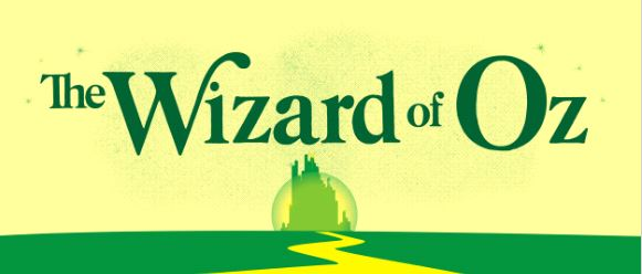 Wizard of Oz Show Package Projected Backdrop for Wizard of Oz