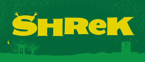 Shrek Show Package Projected Backdrop for Shrek