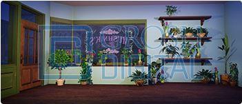 Projected Backdrop Shows Grosh Digital Backdrops