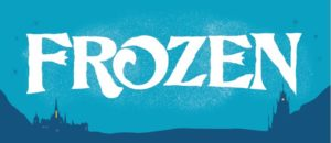 Frozen-backdrop-projection