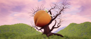 James-and-the-Giant-Peach-projected-backdrop-image